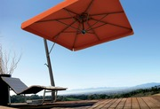 Зонт консольный с боковой ножкой Scolaro (Италия),  модель - Napoli